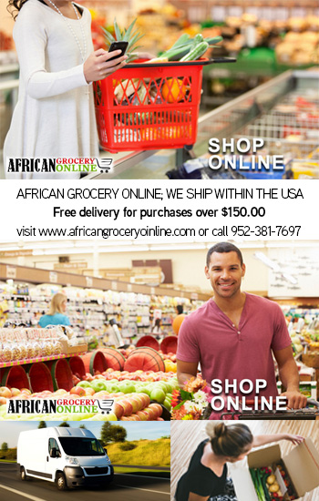 African Grocery Online