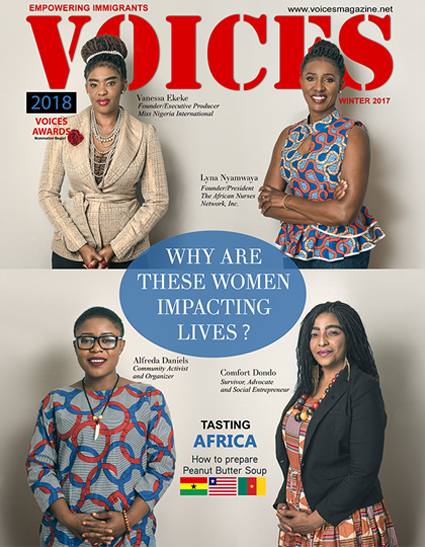 2017 Voices Magazine Winter Edition